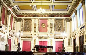 Things to do in Vienna July: concert at Ehrbarsaal