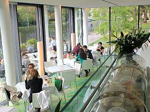 Wienerschnitzel in Vienna: Meierei im Stadtpark