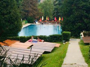 Vienna swimming pool Neuwaldegg