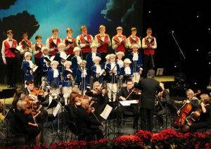 Things to go in Vienna November: Mozart Boys Choir