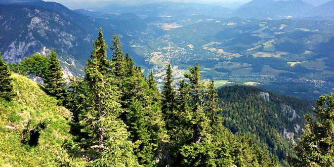 Vienna Alps: Rax Alp vista