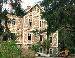 Wiener Alpen: Villa Wartholz,
