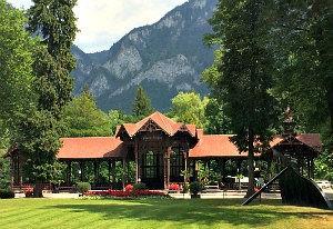 Vienna Alps: Reichenau pavilion