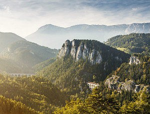 Vienna Alps: Semmering