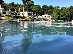Schonbrunn pool