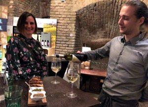 wine tasting in Vienna: Gemischter Satz