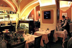 Michelin restaurant Walter Bauer