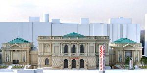 Albertina MODERN in Vienna