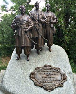 Tatar Monument at Viennese Kahlenberg