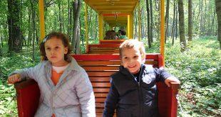 Vienna with toddler: Liliput train