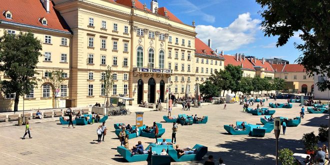 Vienna Museumsquartier