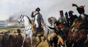 Napoleon at Wagram, by Horace Vernet, 1809