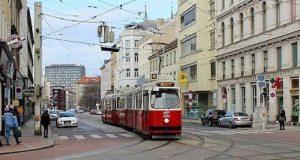 Vienna districts: Brigittenau