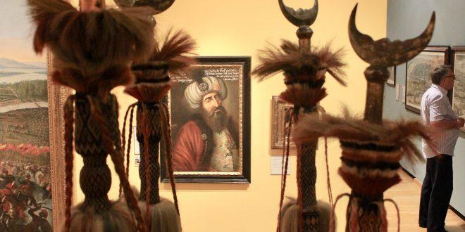 Ottoman exhibition at Wien Museum