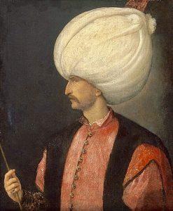 Siege of Vienna: Sultan Suleiman