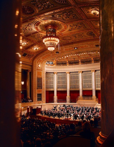 Vienna Daytime Concerts: Wiener Musikverein