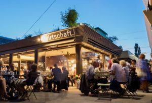 restaurant Wirtschaft am Markt in Meidling