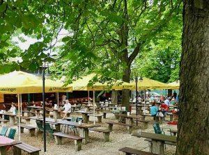 community restaurant Schutzhaus Zukunft, Vienna
