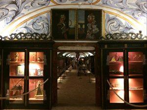 Forchtenstein's treasure chamber