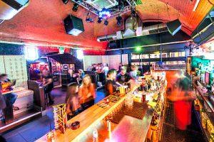 Vienna nightlife: Loco Bar