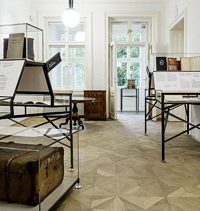 Sigmund Freud Museum: gentlemen's room