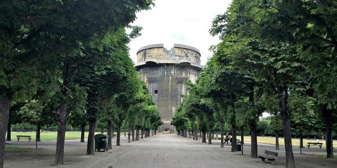 Wien Sightseeing: Flak Tower