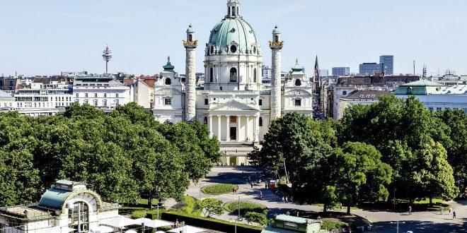 Karlskirche Wien